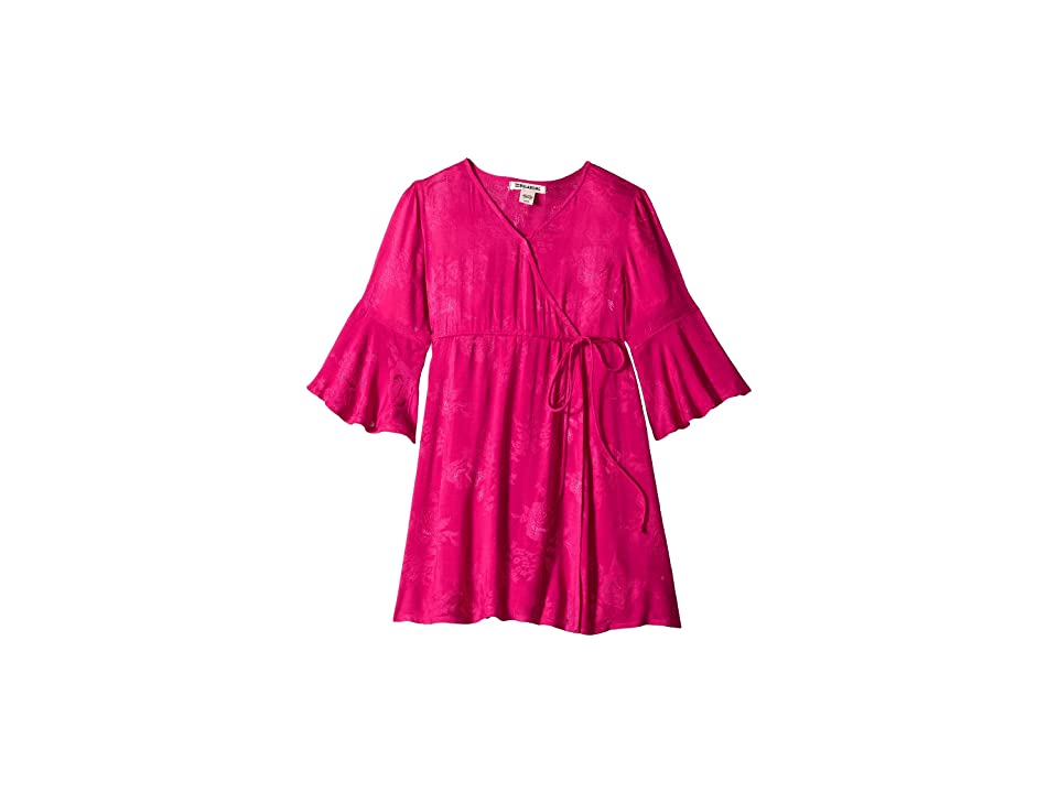 Billabong Kids Divine Child Dress (Little Kids/Big Kids) (Rebel Pink) Girl