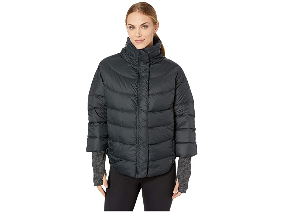 Mountain Hardwear PackDowntm Parka (Black) Women