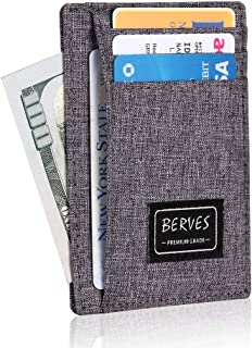 fabric credit card holder