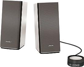 Bose Companion 20 Multimedia Speaker System (Silver)