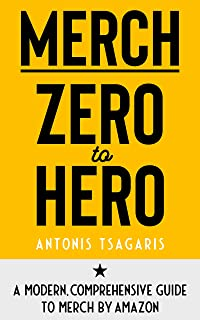 Merch Zero to Hero: A Modern, Comprehensive Guide to Merch b