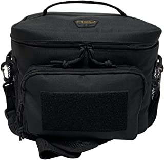 HSD Lunch Bag, Leakproof, Insulated Cooler, Large Thermal Lunch Box Tote with MOLLE / PALS Webbing, Adjustable Padded Shou...