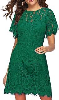 گردنبند مجلسی عروسی گردن مجلسی زنانه مجلسی زنانه مجلسی زنانه کوکتل توری گل A Line Dress 910