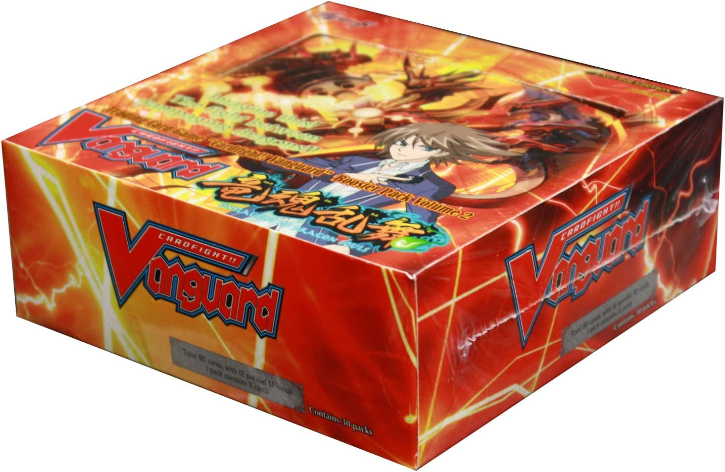 Product Cardfight Vanguard: Onslaught of Dragon Booster Financial sales sale 2 Vol. Souls B