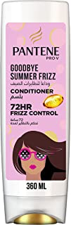 Pantene Pro-V Goodbye Summer Frizz Conditioner with 72H Frizz Control, 360 ml