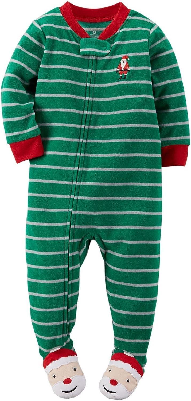 Carter's Little Boys' Footie (Toddler/Kid) - Reindeer - 5T