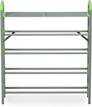 Nilkamal Redley 5-Layer Shoe Rack (Green)