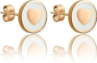 Victoria Walls Women's Synthetic Pearl Earrings - VE10103G