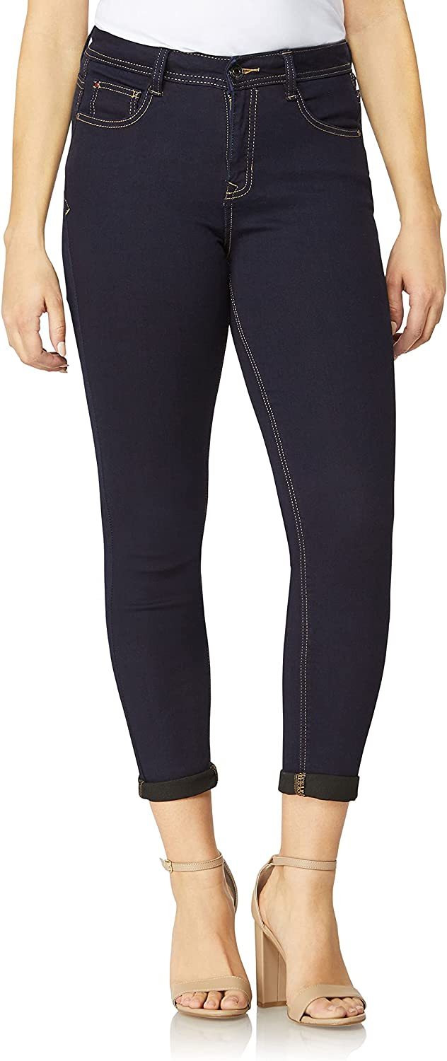 Outlet sale feature Angels Forever Young Max 41% OFF Women's Jeans Skinny Signature Convertible