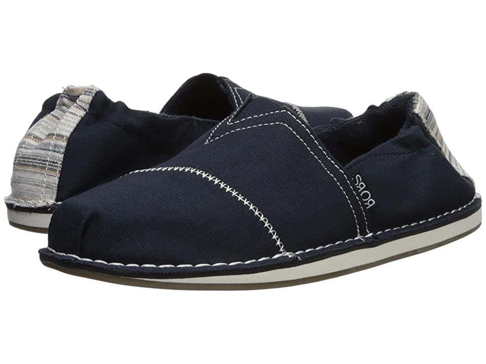 BOBS from SKECHERS Bobs Chill Waterfront (Navy) Women
