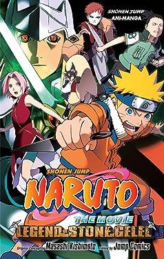 Naruto The Movie Ani-Manga, Vol. 2: Legend of the Stone of Gelel (2)