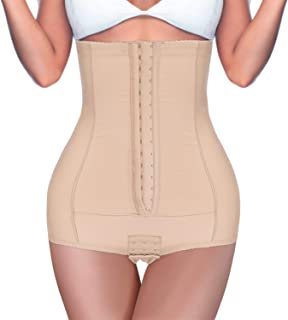 Postpartum Girdle High Waist Control Panties for Women Butt Lifter Belly Slimming Body Shaper Underwear