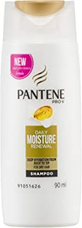 Pantene Pro-V Shampoo Daily Moisture Renewal, 90 ml