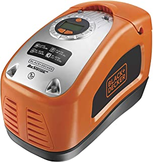 Black+Decker ASI300-QS - Compresor de aire, 160 PSI, 11 bar