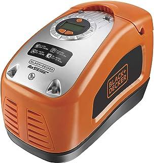 comprar comparacion Black+Decker ASI300-QS - Compresor de aire, 160 PSI, 11 bar, Rojo/Negro