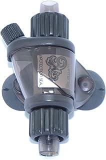 """NilocG Aquatics   Intense Atomic Inline Co2 Atomizer Diffuser for Planted Aquariums Tanks (12/16mm(1/2"""") Tubing)"""