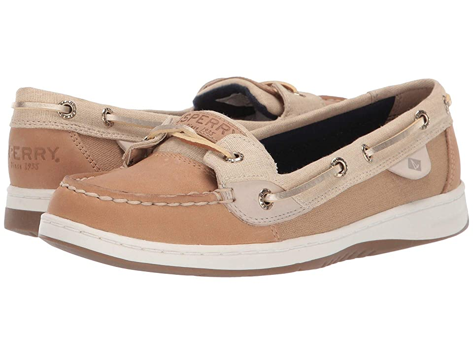 Sperry Angelfish Linen (Linen/Oat) Women