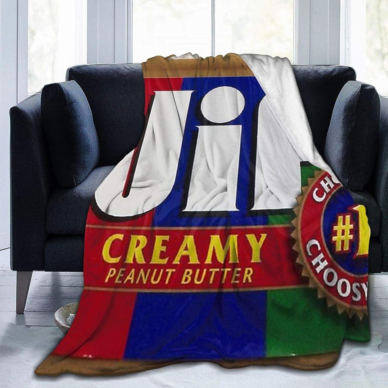 Sunny Rainy 1年保証 Day Jif Peanut Butter Sheep Super Soft Blanket 公式通販 Suit