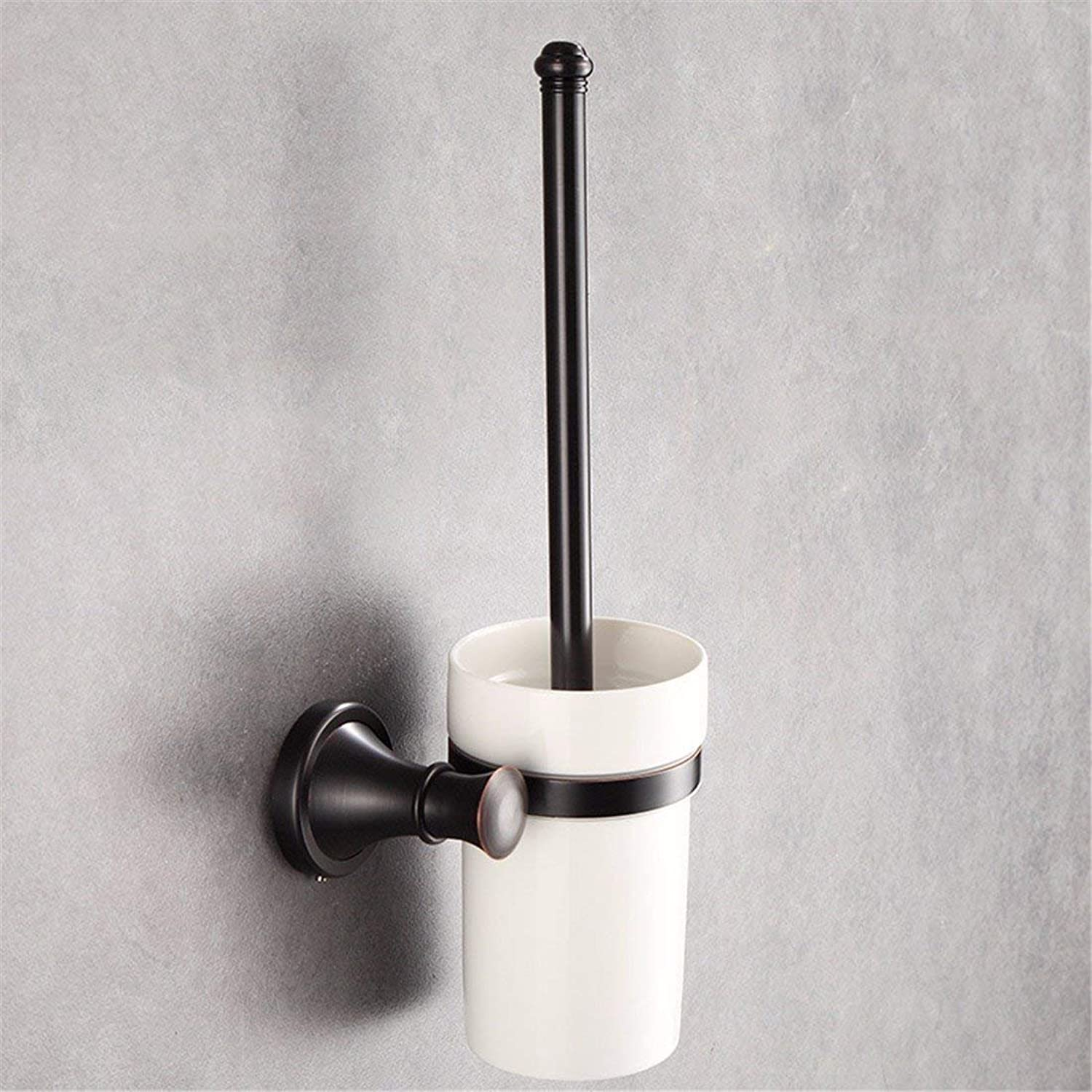 Accessories for Bathroom European American Copper Black Costume Accessories of Baths Dry-Towels,Toilet Brush
