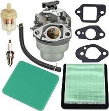 Panari GCV160 Carburetor + Tune Up Kit Air Filter for Honda GCV160A GCV160LA GCV160LE Engine HRB216 HRR216 HRS216 HRT216 HRZ216 Lawn Mower