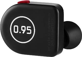 MW07 Plus True Wireless Ohrhörer, In Ear Bluetooth Kopfhörer, Kabellose Ohrhörer, Geräuschisolierende Noise Cancelling Kopfhörer – Schwarz Leica Edition
