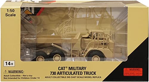 CAT 1 50 Cat 730 Articulated Truck Military (japan import)