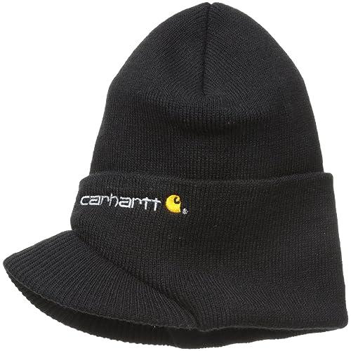 7111dd68dfa45 Carhartt Men s Knit Hat With Visor