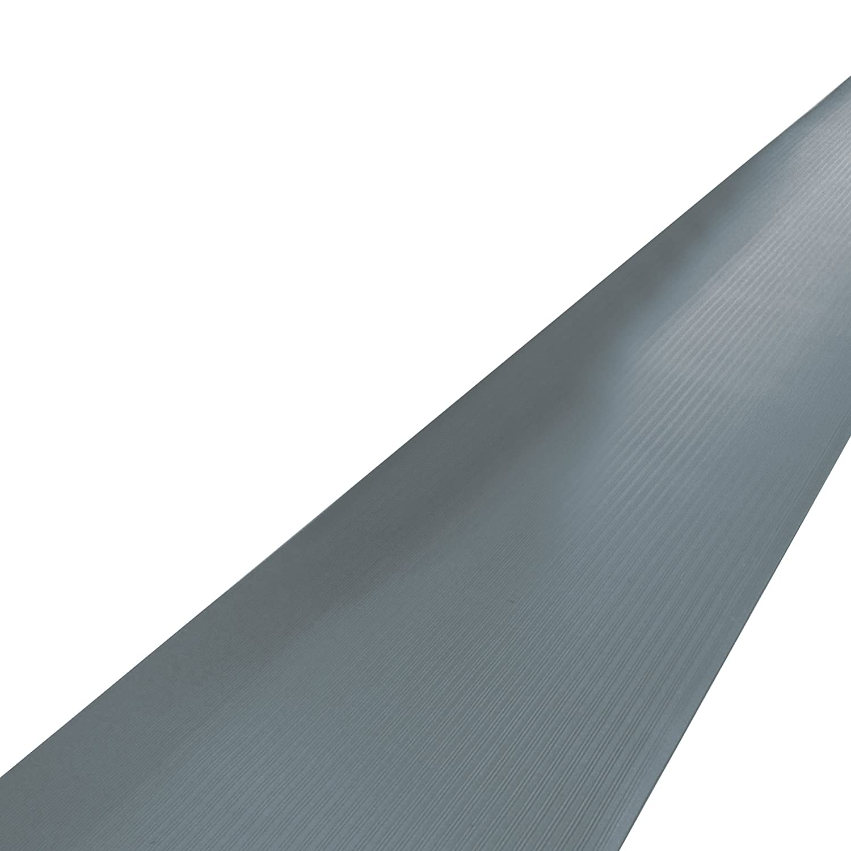 Tape Logic TLMAT104GY San Jose Mall Economy Award Anti-Fatigue Mats 1 5' 4' x 2 Gr