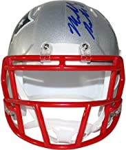 Malcolm Butler New England Patriots Signed Super Bowl 51 Champions Speed Mini Helmet - Steiner Sports Certified