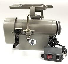 Eagle EL-550 Sewing Machine Servo Motor - 550 Watt, 110 Volt, Noiseless Motor