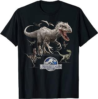 Best jurassic world indominus rex shirt Reviews