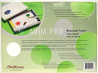 Best masterson aqua-pro watercolor palette Reviews