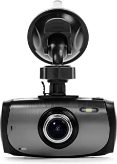 Black Box G1W-X Dashboard Dash Cam - Ultra Wide 170° 4X Zoom 6G Glass Lens - Full HD 1080P 2.7 LCD Car DVR Camera Video Recorder with Parking Mode G-Sensor WDR Night Vision Motion Detection