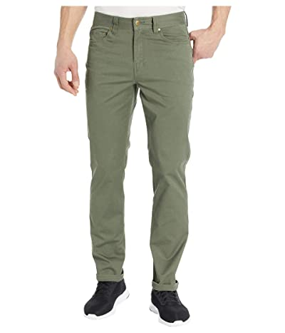 Toad&Co Five-Pocket Mission Ridge Pants Lean (Beetle Vintage Wash) Men