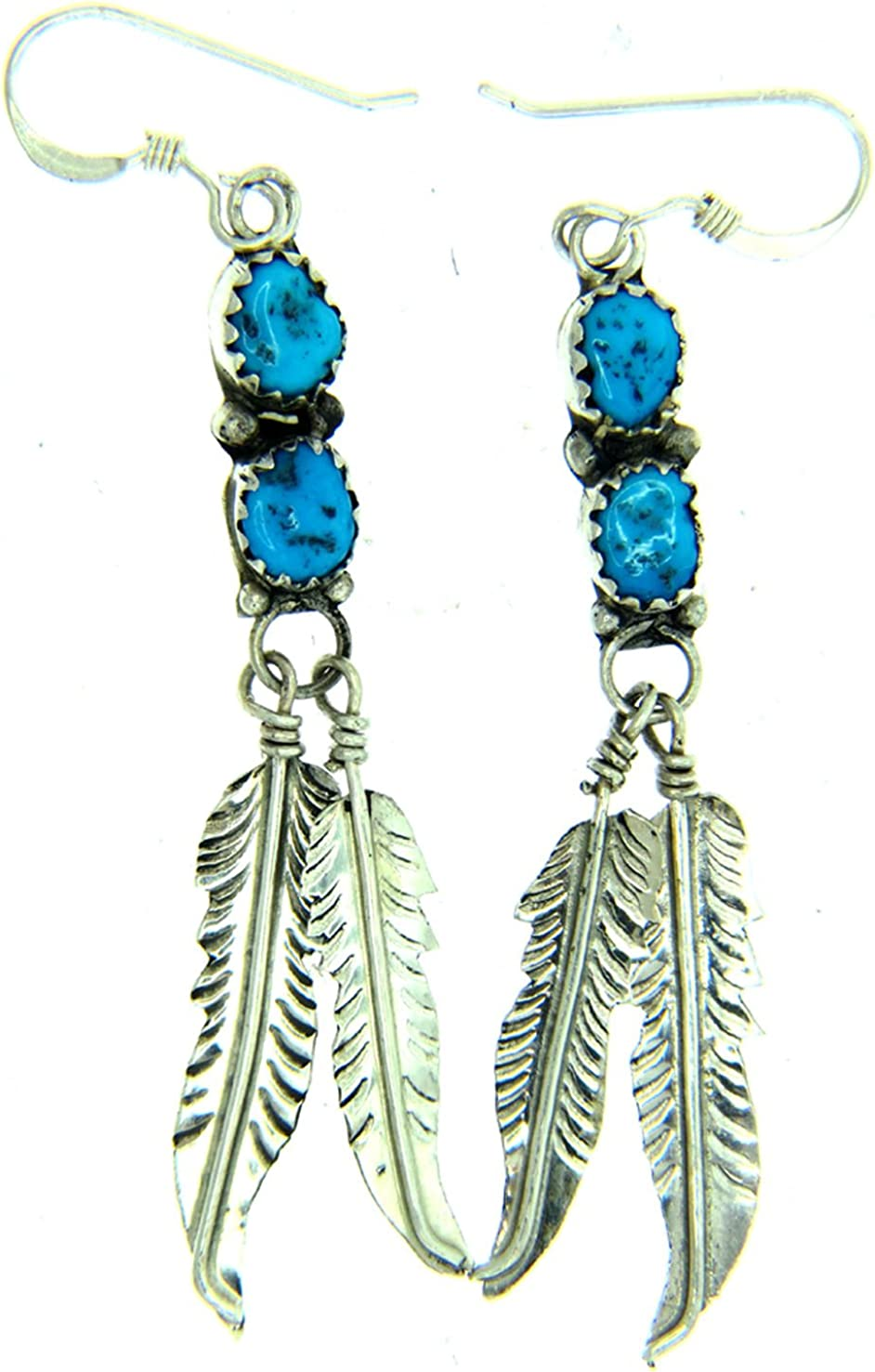 Made in the USA by Navajo Artist Betty Begay: Sterling Silver Tu