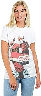 Pepsi Cola Merry Pepsi Cola Christmas Dames T-Shirt