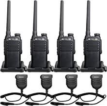 Best rechargeable 2 way radios Reviews