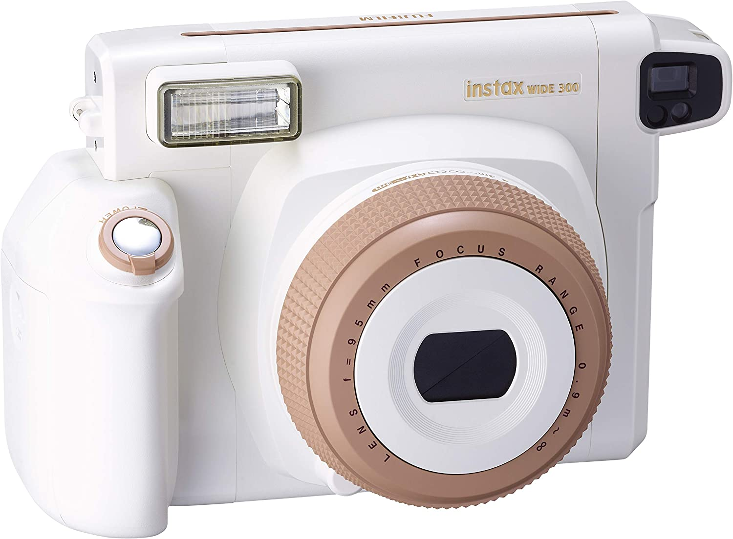 instax WIDE 300 camera /& Fujifilm Instax 100 Wide-Angle Photos Set of 5 Boxes of 20 Film Reels for Fuji Instax 210 WIDEX5