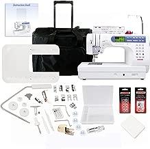 Janome Memory Craft 6500P Sewing Machine with Exclusive Bonus Bundle