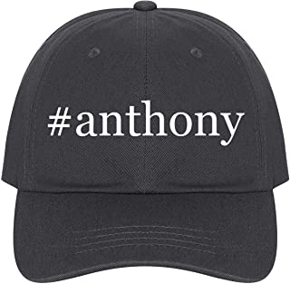 The Town Butler #Anthony - A Nice Comfortable Adjustable Hashtag Dad Hat Cap