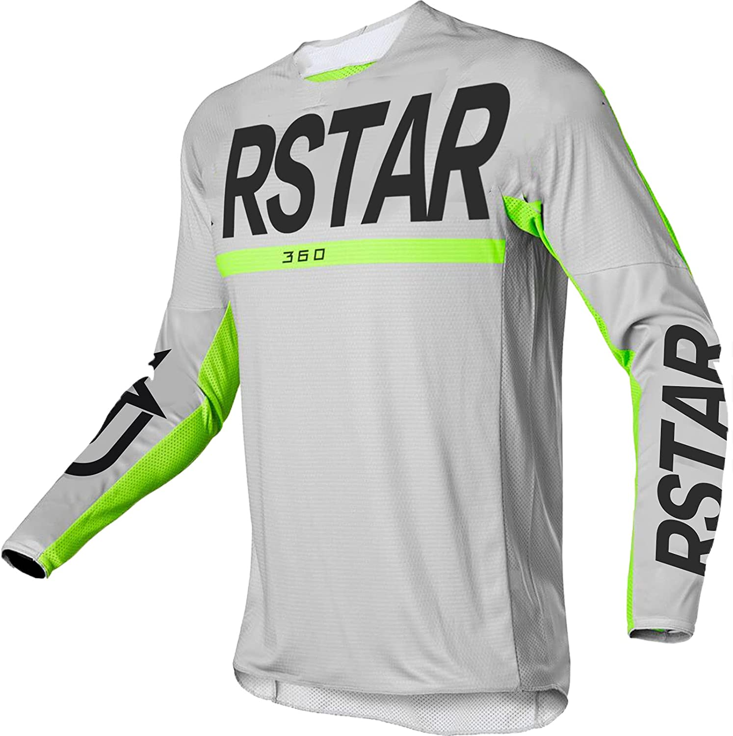 Rstar Mens Cycling Motocross Jersey Long Japan Maker New Bike Dirt MTB All items in the store Sleeves S