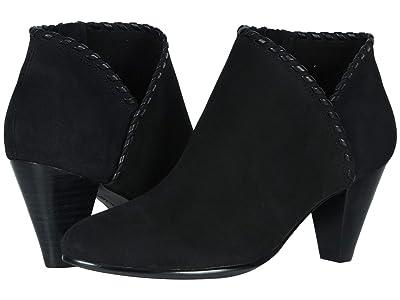 David Tate Loft (Black Nubuck Leather Lacing) Women