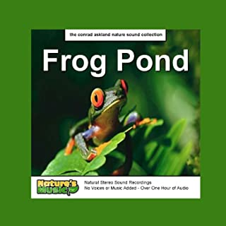 Frog Pond - Nature Recordings and Sounds of Frogs