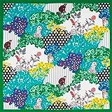 風呂敷 大判 97cm echino エチノ 綿二四巾ふろしき hide(ハイド)日本製 風呂敷バッグ (hide(ハイド)グリーン)