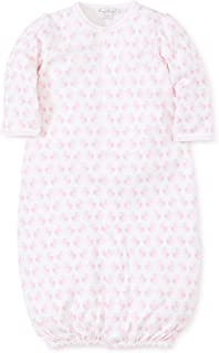 Baby-Girls Infant Owl Power Print Convertible Gown