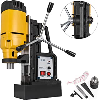 Mophorn 1200W Magnetic Drill Press with 9/10 Inch (23mm) Boring Diameter Magnetic Drill..