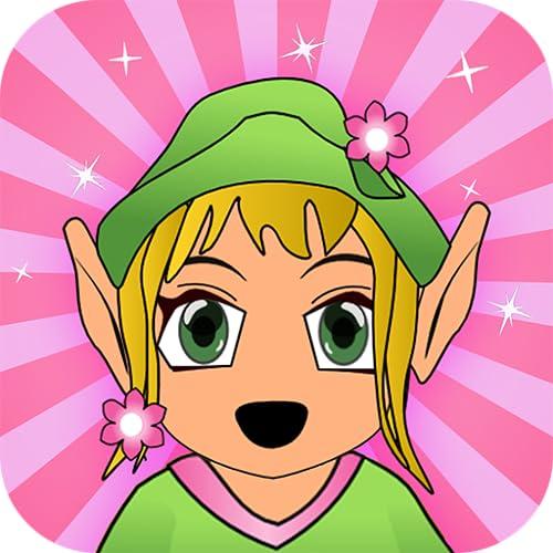 Elf Makeover Hair Salon - Kids Dress Up Game!