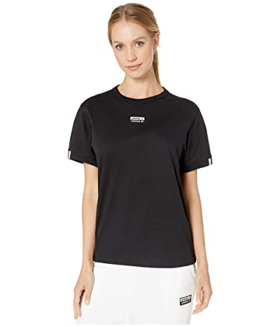 adidas Originals Vocal Tee (Black) Women