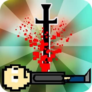 100 Swords Dumb Hero : Tap the Black Sword and Die