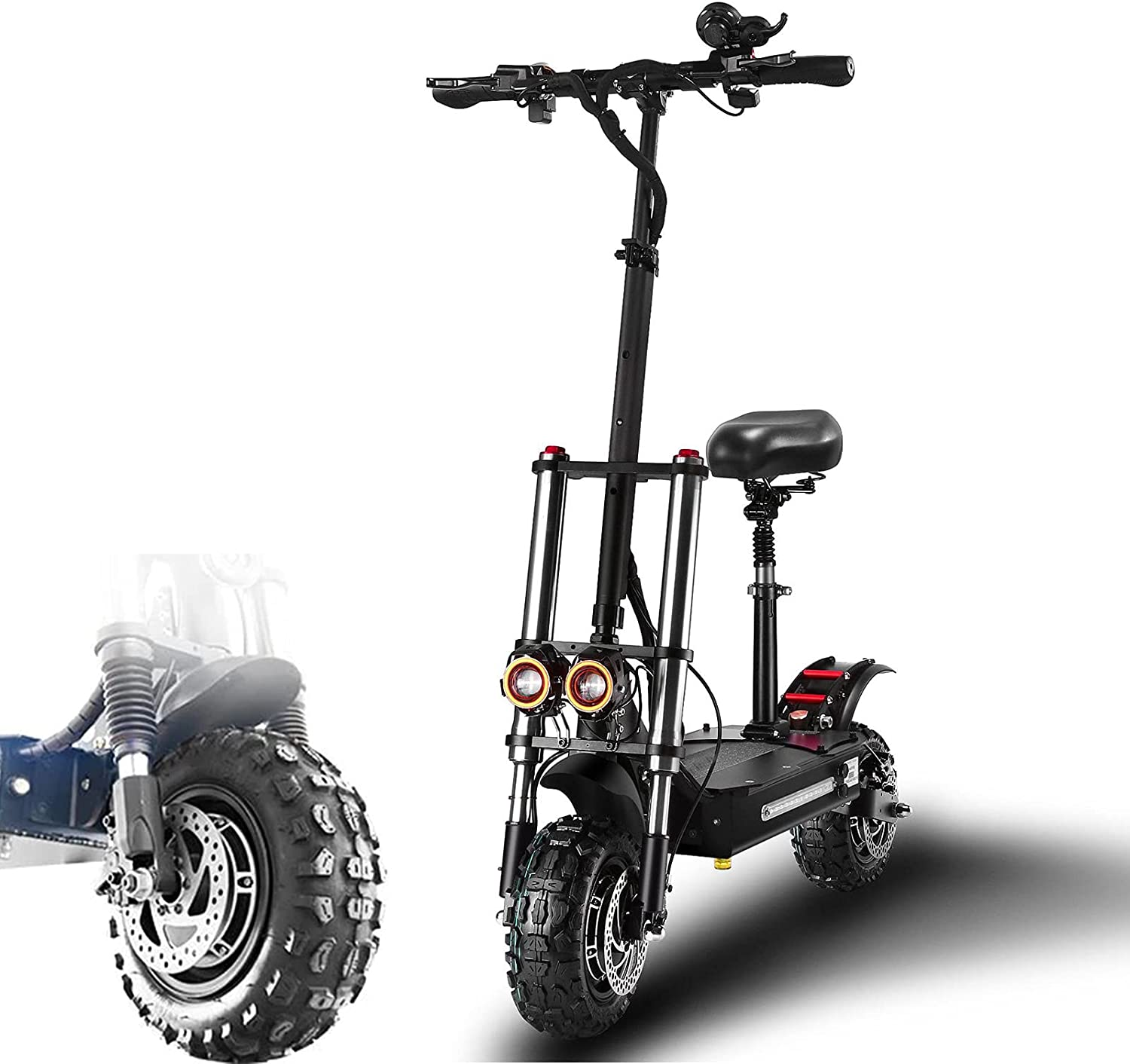 Electric Recommended Scooters New Orleans Mall for Adults Adult Board Electri Kick